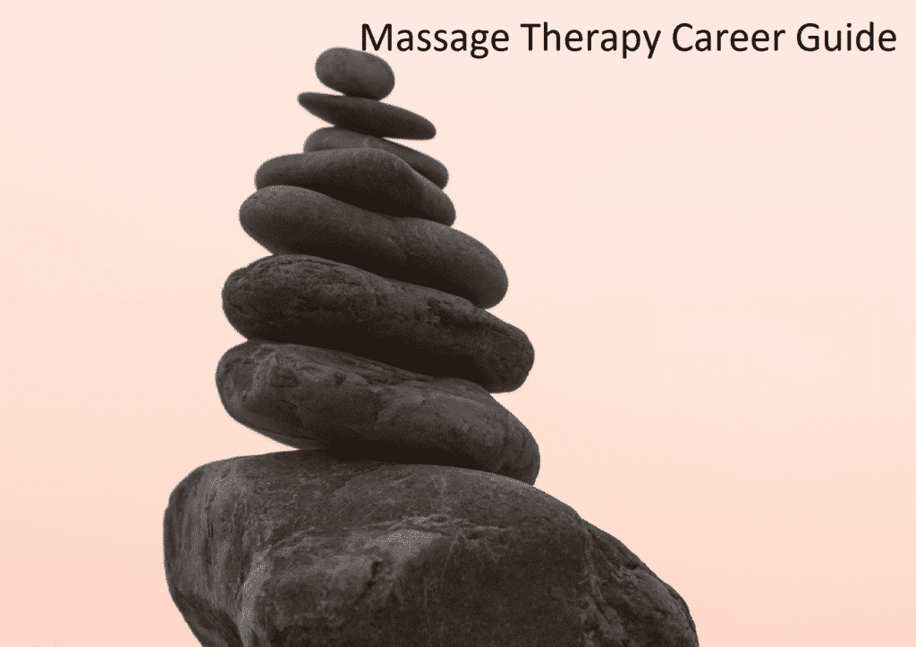Career Guide in Massage Therapy