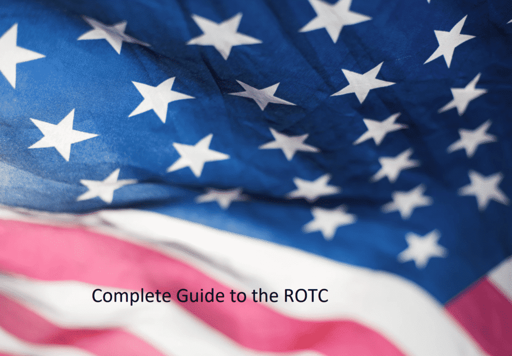 Guide to the ROTC