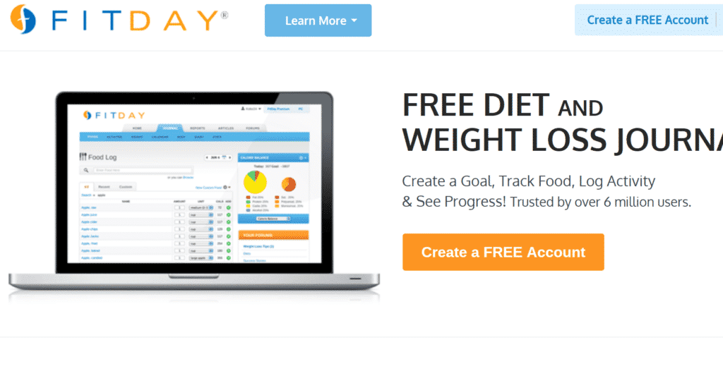 Learn what FitDay can do for your health goals